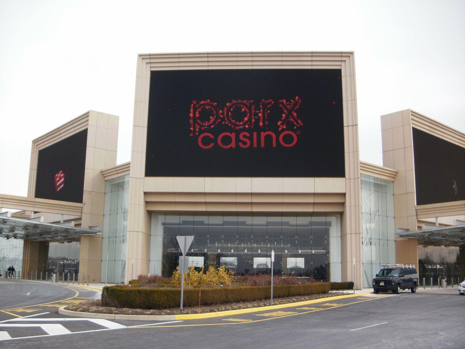 parx casino sports betting online