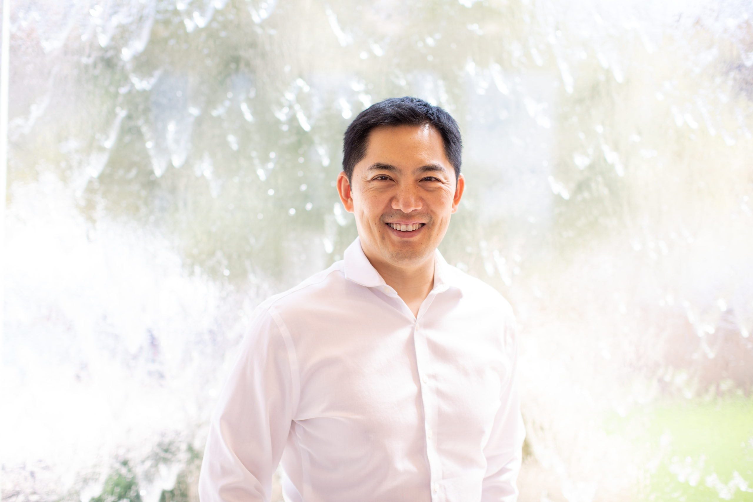 Bet.Works founder and chief executive David Wang